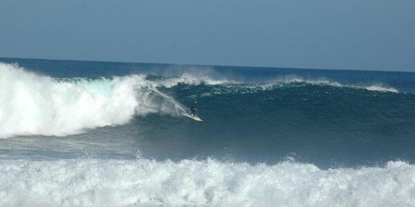 Surf na Fajã